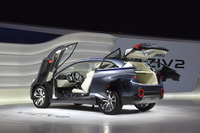 スバル「ヴィジヴ 2 コンセプト」を発表【ジュネーブショー2014】の画像