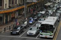 上海ではどんなクルマが走っている?