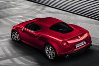 アルファ・ロメオが新型スポーツカーを発表【ジュネーブショー2013】の画像