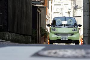 スマート・フォーツーカブリオ(6AT)【試乗記】