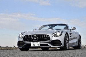 メルセデスAMG GT Cロードスター(FR/7AT)【試乗記】
