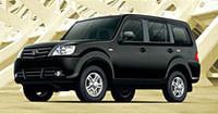 こちらはタタの高級SUV「スモ グランデ」。お互いの兄弟車がデビューする日も近い!?