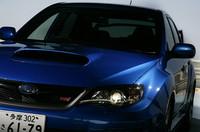 スバル・インプレッサWRX STI 4ドア(4WD/6MT)【短評】
