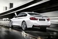 BMW 4シリーズ クーペにエッジの効いた限定車の画像