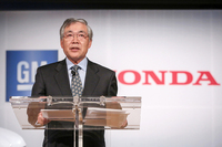 GMとホンダが燃料電池システムの開発で提携の画像