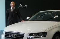 アウディの基幹車種「A4」がフルモデルチェンジ