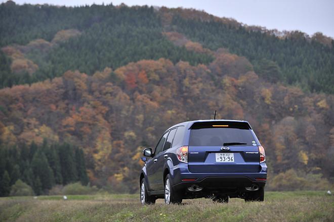 スバル・フォレスター2.0XSプラチナセレクション(4WD/4AT)【ブリーフテスト】