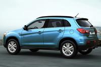 【ジュネーブショー2010】三菱、小型SUV「ASX」を欧州に投入