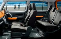 「スズキ・ハスラー」に特別仕様車「Fリミテッド」登場の画像
