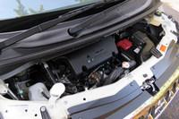 2.3リッター直4ディーゼルエンジンは、148psの最高出力と36.7kgmの最大トルクを発生する。
