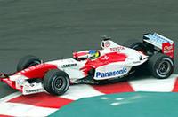 ほとんどのマシンが3ストップを選んだ今回、2ストップで賭けに出たクリスチアーノ・ダ・マッタは、予選13位、決勝11位完走(写真=トヨタ自動車)