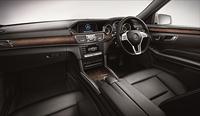 メルセデス「Eクラス」に専用内装の特別仕様車の画像