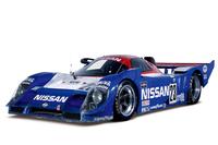 グループCカーでは「日産R91CP」の参加も決まった。1992年のデイトナ24時間レースで総合優勝を飾った。