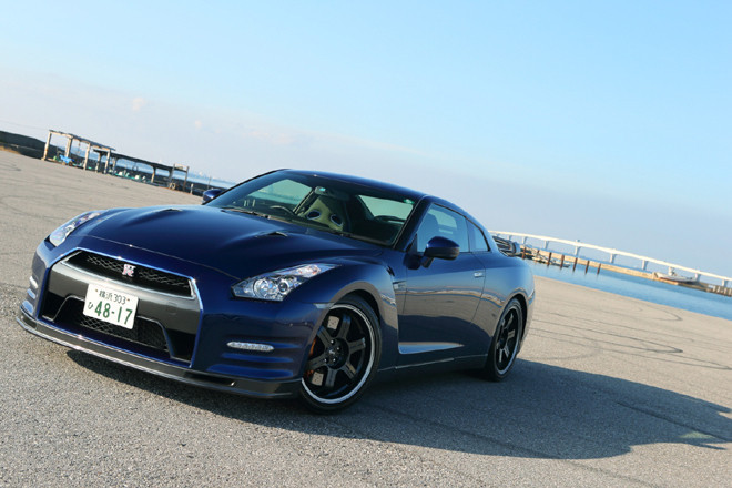 日産GT-R Pure edition(4WD/6AT)【試乗記】