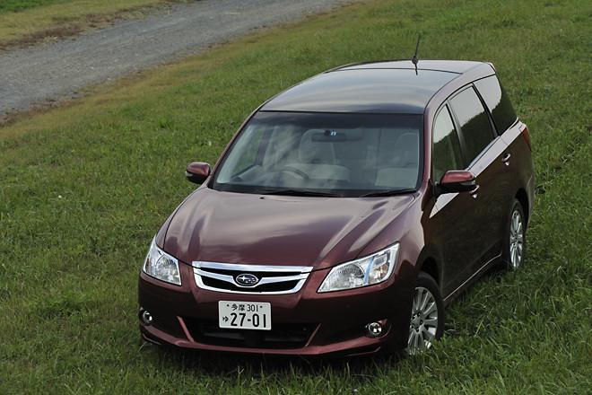 スバル・エクシーガ2.0i-L(4WD/CVT)【試乗記】