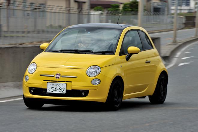 フィアット500ツインエア スポーツプラス(FF/5MT)【試乗記】