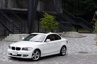 BMW120iクーペ(FR/6AT)【短評】