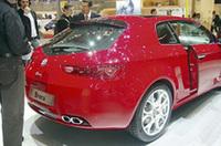 【ジュネーブショー2005】アルファロメオの新世代モデル「159」&「ブレラ」