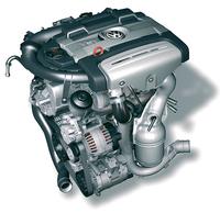 「TSI」ガソリン・ツインチャージャーエンジン