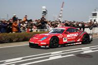 主役はもちろんGT-R 〜 「日産モータースポーツエキシビジョン2008」リポート