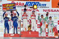 第5戦鈴鹿はNo.1 S Road REITO MOLA GT-Rの圧勝