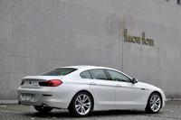 BMW 640iグランクーペ(FR/8AT)【短評】