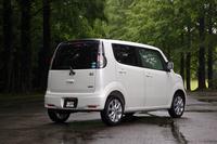 スズキの新型軽乗用車「MRワゴン Wit」発売の画像