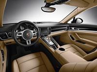 ポルシェ・パナメーラに装備充実の特別仕様車の画像