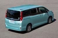 新型ミニバン トヨタ・エスクァイア登場の画像