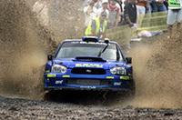 WRC第6戦アクロポリス、ソルベルグ2勝目をあげる【WRC 04】の画像