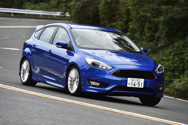 フォード・フォーカス スポーツ+ エコブースト(FF/6AT)【試乗記】