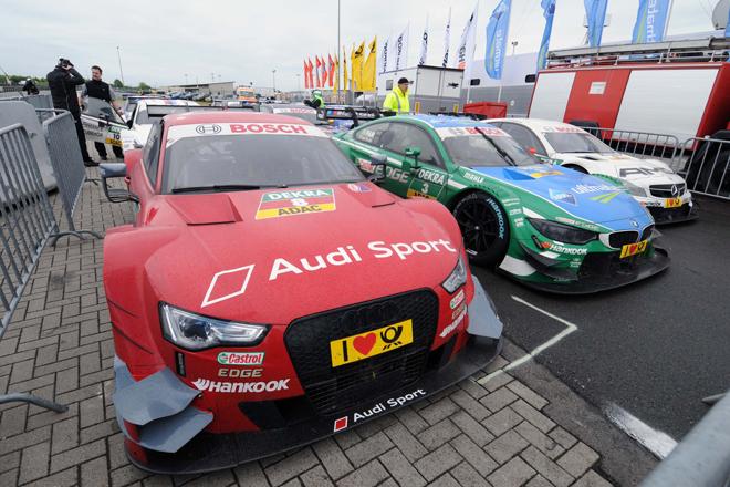 1984年にスタートしたDTMは30年目に突入。2014年も引き続き、アウディ、BMW、メルセデス・ベンツの3メーカーが激しいバトルを展開中だ。今年に入って、エンジンを除く車両規則の基本部分が日本の最高峰レースSUPER GTと統一されたこともあり、今後の動向が注目されている。