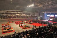 「東京オートサロン・オークション with BH AUCTION」より。出品16台中13台が落札され、最高落札額は「日産R90CK」の1億3700万円だった。
