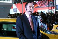 ルノー・ジャポンの大極代表取締役社長。