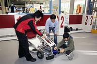 ハイブリッドカーを組み立ててみよう! 春休みMEGA WEBイベントの画像