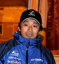 片山右京は「がっかりしたけど、来年の参戦に向けて、すぐ活動するよ」と前向きなコメントを残した。