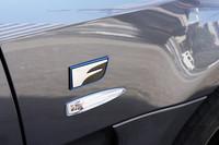 レクサスIS F(FR/8AT)【試乗記】の画像
