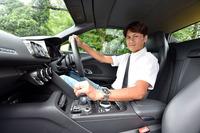 谷口信輝の新車試乗――アウディR8スパイダーV10 5.2 FSIクワトロ(後編)の画像