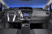 トヨタ・プリウスにワゴンモデルが登場【デトロイトショー2011】の画像