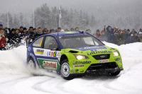 ミッコ・ヒルボネン、自身通算2勝目を雪のノルウェーで飾る。(写真=フォード)