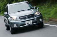 トヨタRAV4 L ワイドスポーツ5ドア(4WD/4AT)【フリーフテスト】の画像