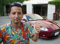 正直、2005年の東京モーターショーで見たときは「なんじゃこりゃ……」と思ってた、ニュー「ジャガーXK」。