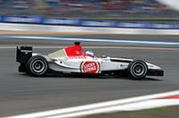 F1ヨーロッパGP、ラルフ・シューマッハー優勝【F1 03】の画像
