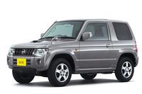 写真は三菱自動車からOEM供給される軽乗用車「日産キックス」。
