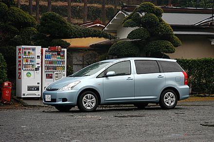トヨタ・ウィッシュX FF/X「Sパッケージ」4WD(4AT/4AT)【試乗記】