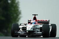 F1サンマリノGP、シューマッハー今季初優勝【F1 03】の画像