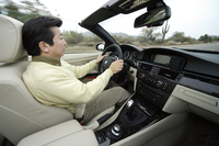 BMW335iカブリオレ(FR/6AT)【海外試乗記】 の画像