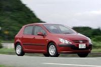 プジョー307スタイル(4AT)vsフォルクスワーゲン・ゴルフE(4AT)【ライバル車はコレ】の画像