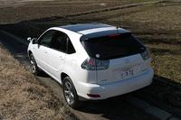 【スペック】AIRS(5AT):全長×全幅×全高=4730×1845×1670mm/ホイールベース=2715mm/車重=1880kg/駆動方式=4WD/3.0リッターV6DOHC24バルブ(220ps/5800rpm、31.0kgm/4400rpm)/車両本体価格=367.0万円(テスト車=438.3万円/ホワイトパールクリスタルシャイン/7JJ×18アルミ(スーパークロームメタリック)/電動マルチパネルムーンルーフ/バックガイドモニター/フロント&サイドモニター/レーダークルーズコントロール/SRSサイドエアバック&カーテンシールドエアバック/DVDボイスナビゲーション・TV付きEMV)