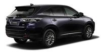 新型「トヨタ・ハリアー」のデザインが明らかにの画像
